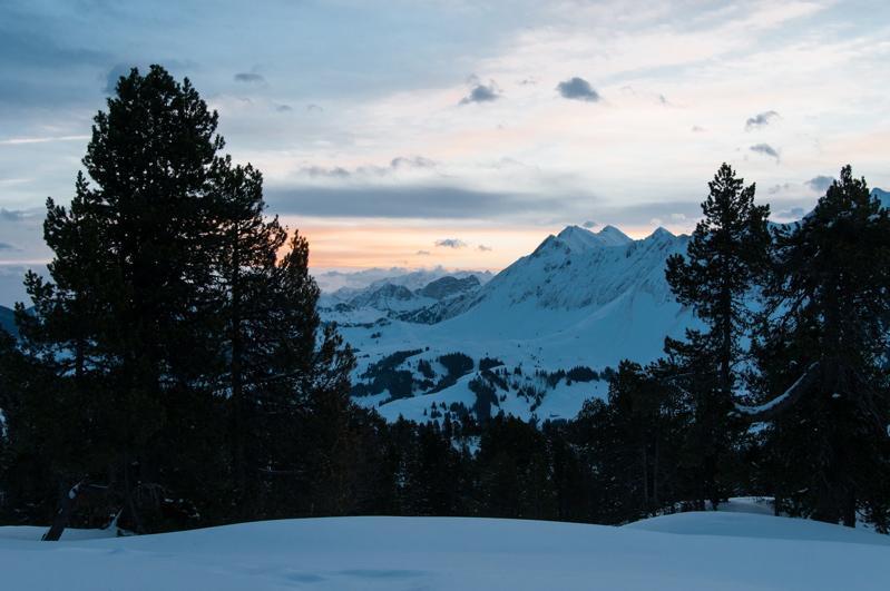 Schneeschuhtour Kemmeriboden - Habkern
