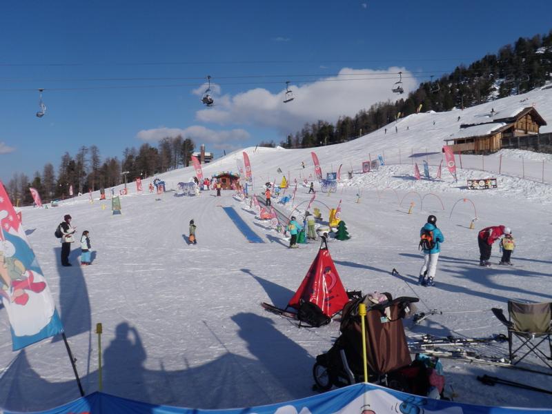 Kids Snowpark Grächen