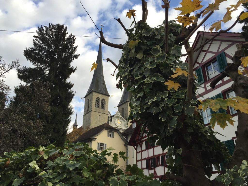 Entdeckt - Viele Wahrzeichen von Luzern