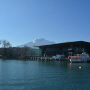 Anfahrt von Luzern nach Lido Verkehrshaus